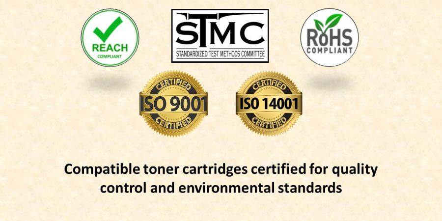 certified to ensure environmental protection and high quality